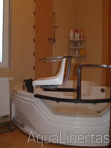 Fürdőkád beemelő
