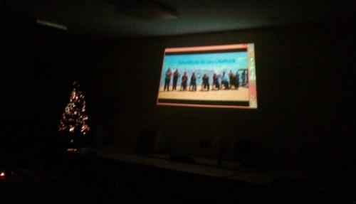 ParaDance karácsonyi party