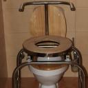 Toiletten Sitz